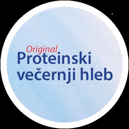 Originalni Proteinski večernji hleb